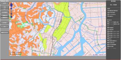 土地条件図 1