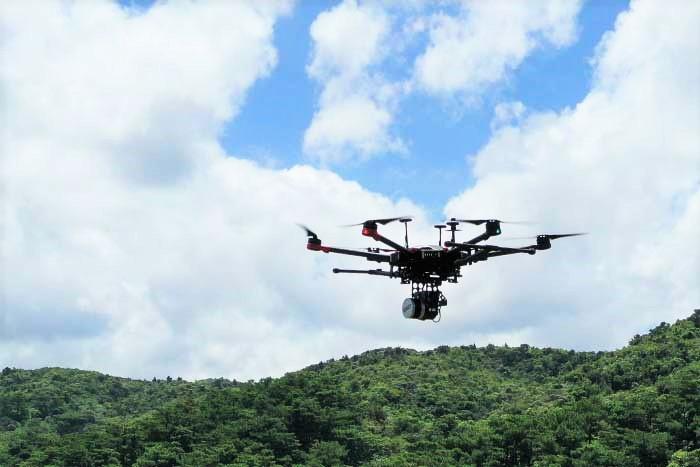 写真 測量 uav UAV測量