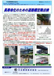 長寿命化のための道路橋定期点検